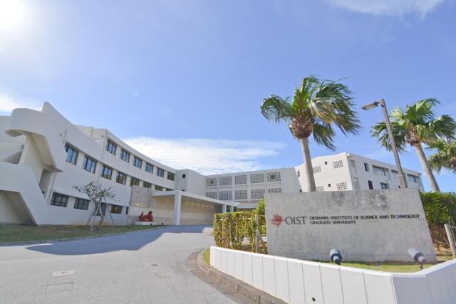 沖縄科学技術大学院大学シーサイドハウス