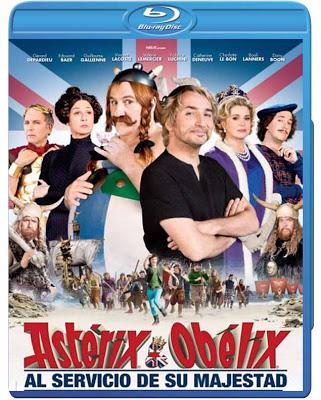 Asterix y Obelix: Al Servicio de su Majestad 1080p HD Latino Dual