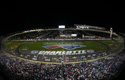 NASCAR Sprint Cup - Bank of America 500