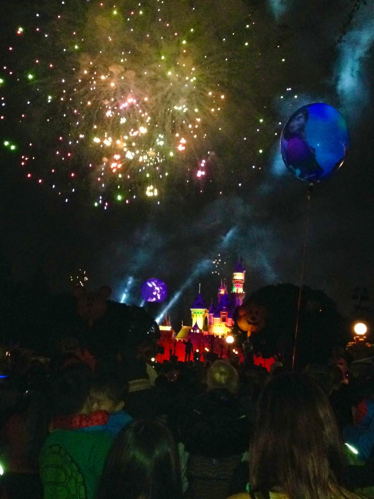 Anaheim Castle House Blog: Mickey's Halloween Party at Disneyland ...