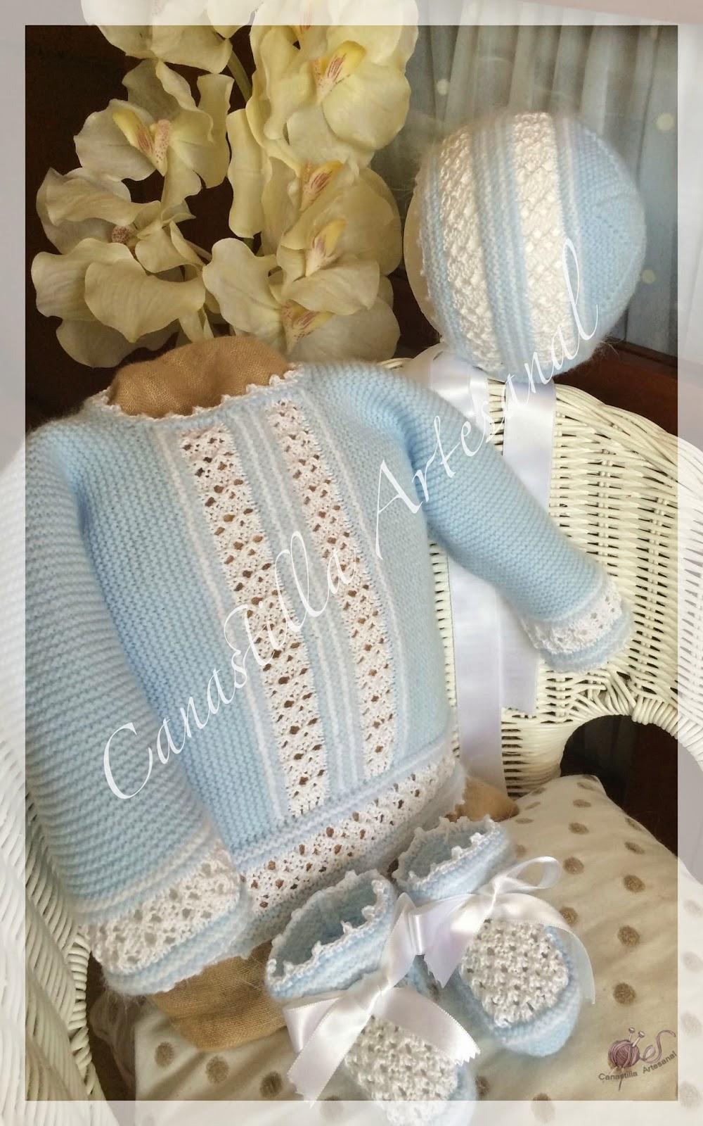 Canastilla bebe ropa de canastilla de bebe artesanal - Canastilla artesanal bebe ...