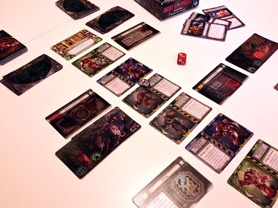 death angel card game setup