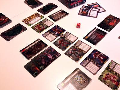 death angel card game setup