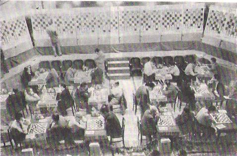 Campeonato de España de Ajedrez de Selecciones Regionales celebrado en 1958
