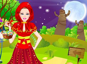 Viste a la Caperucita Roja