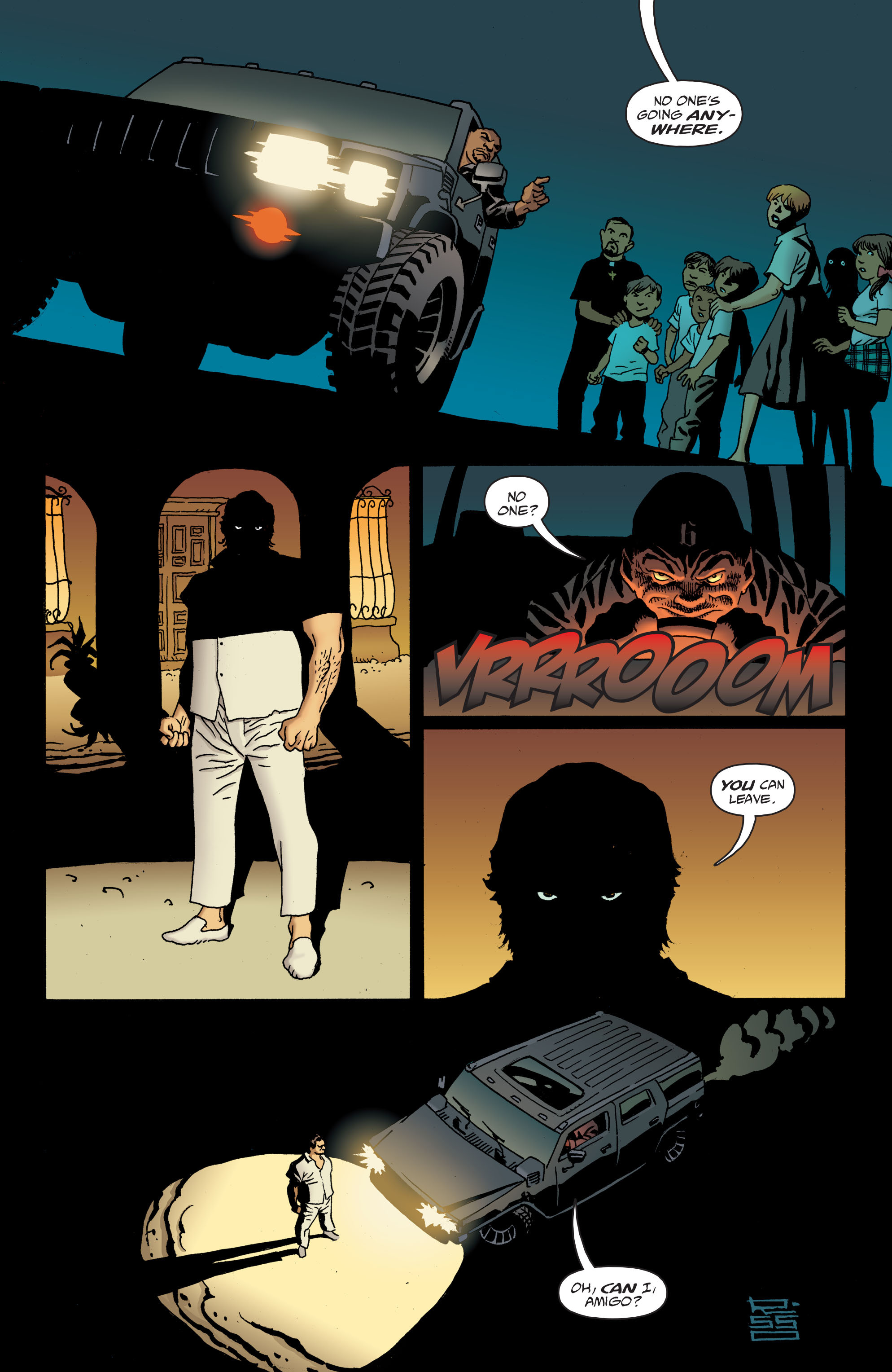 100 Bullets: Brother Lono Full Page 120