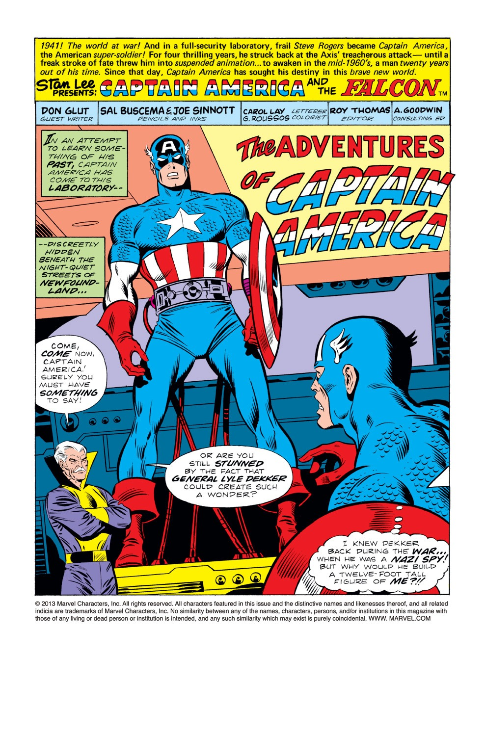 Captain America (1968) Issue #219 #133 - English 2
