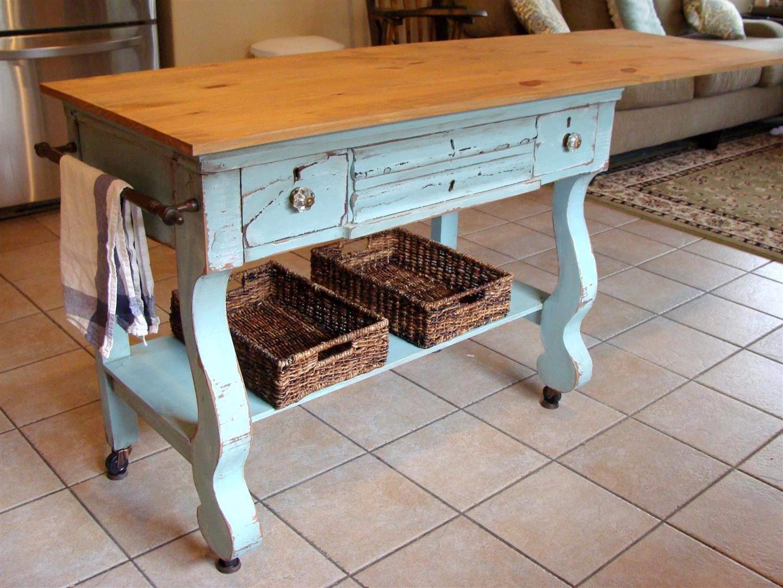 Diddle Dumpling Antique Writing Desk Transformation The