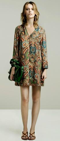 Zara vestidos 2011