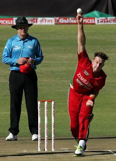 Kyle-Jarvis-Zimbabwe-vs-India-2nd-ODI