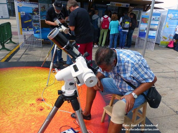 Miniferias de la ciencia 2014 Las Palmas de Gran Canaria