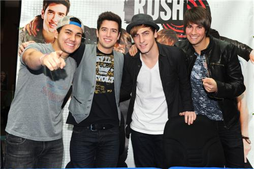Fotos do Big Time Rush