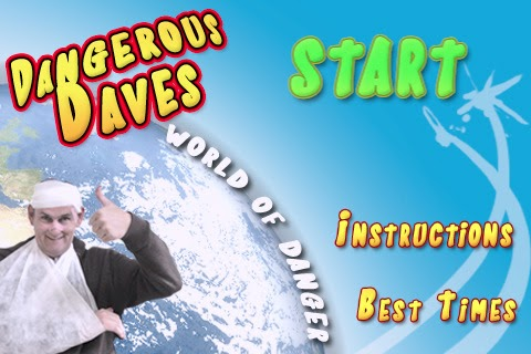 Play Dangerous Dave online
