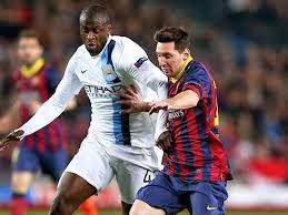 Barcelona 2-1 Manchester City # Résume
