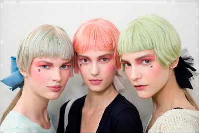 candy colors, tons pastel, como usar candy colors, o que combinar com candy colors, combinar com tons pastel, candy colors para homem, tie dye, tendencia 2013, tendência candy colors, cabelo candy colors, como pintar cabelo candy colors, pintar cabelo tons pastel,