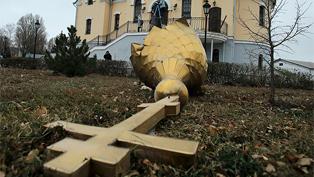 Октябрьские репрессии против канонического православия в бывшей Украине
