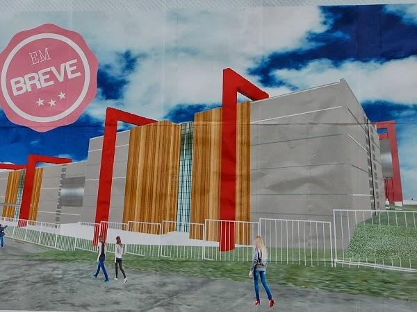 Centro comercial Pátio Cidade Nova, em Campina Grande
