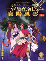 Assistir - Legend of Condor Hero II - Online