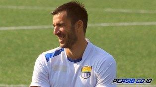 Piala Jenderal Sudirman 2015: Vujovic Siap Perkuat Persib Bandung