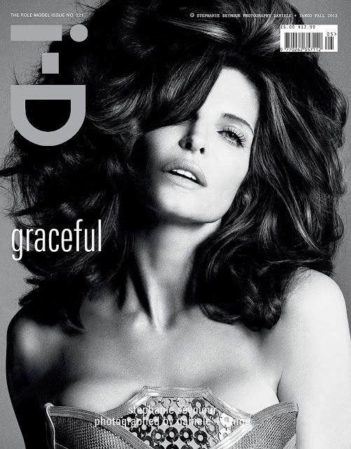 Stephanie Seymour for i-D Magazine Fall 2012 Issue -01.jpg (1253×1600)