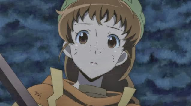 Log Horizon Episode 19 Subtitle Indonesia