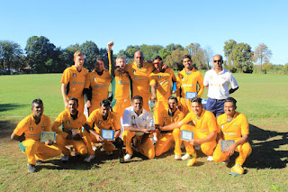 Campione d'Italia 2015: Milan Kingsgrove Cricket Club