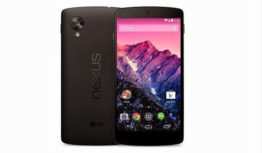 Google promotes Nexus 5