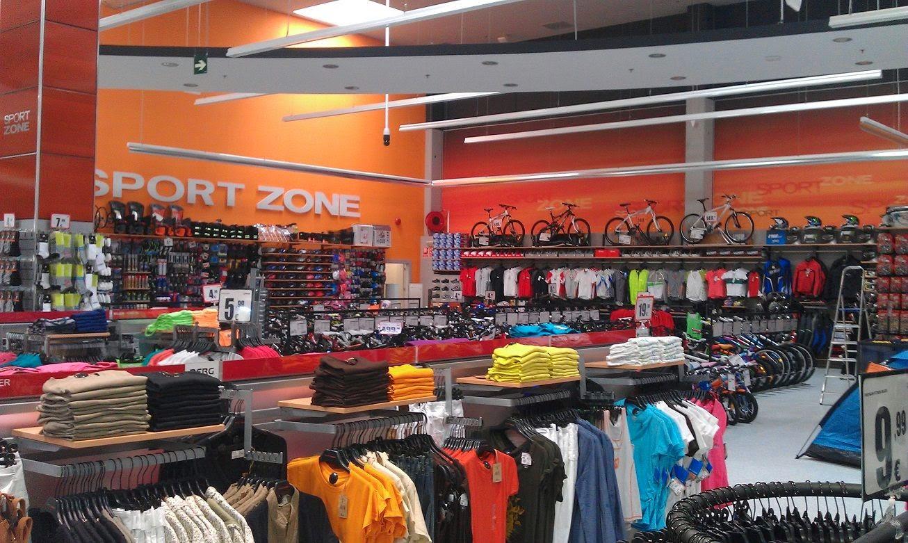 La nueva tienda online de Sport Zone