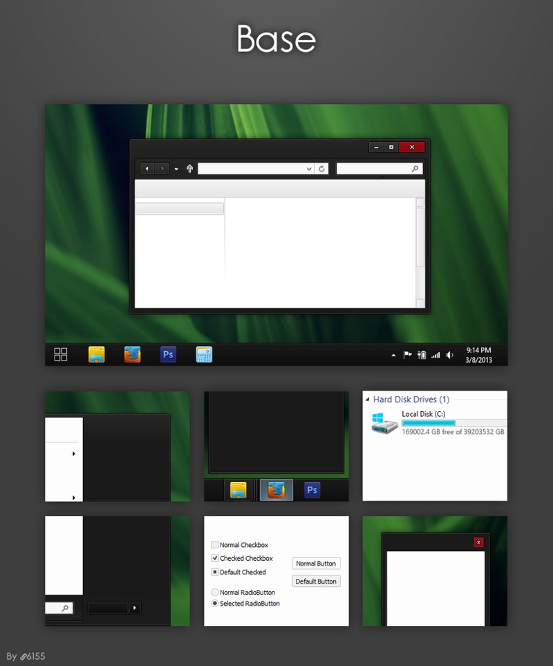 Base for Windows 8