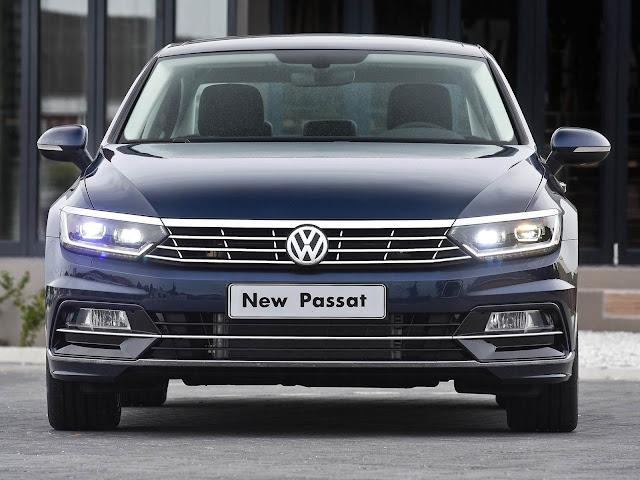 Novo VW Passat 2016 - Brasil