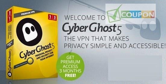 Cyberghost 5 VPN Premiun