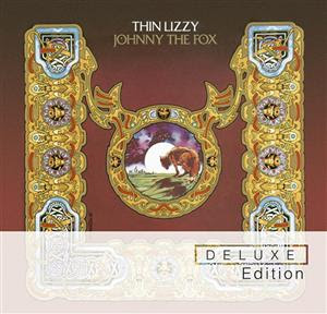 Thin Lizzy: 'Johnny The Fox' Deluxe Edition CD Review (Universal)