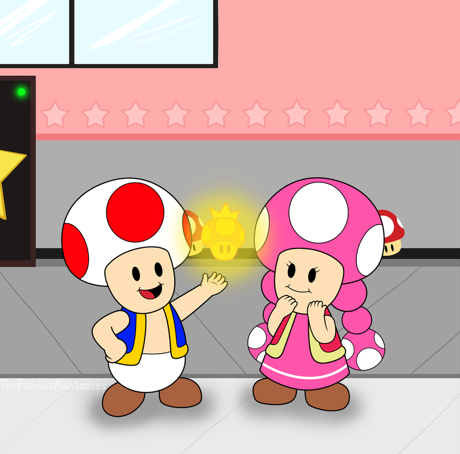 toad and katlin