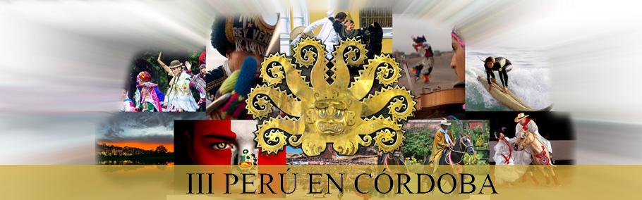 Semana del Peru en Córdoba