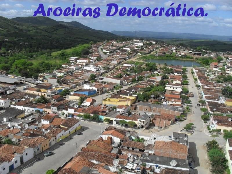 Aroeiras-PB