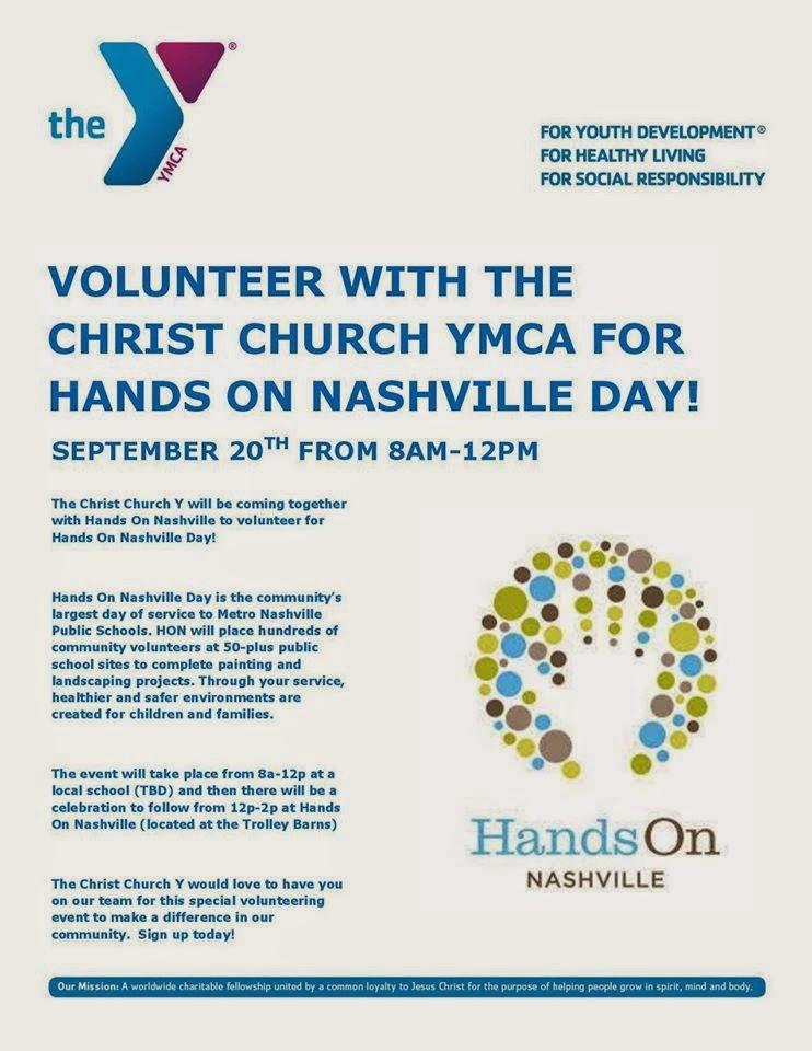 Hands on Nashville Day