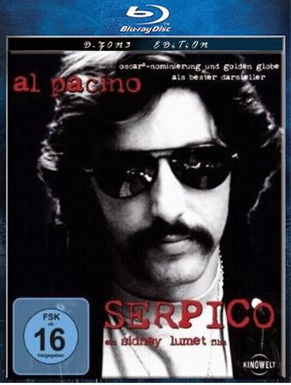 Serpico 1973 BRRip 480p 300mb ESub
