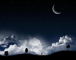 Paisajes Naturales Nocturnos, parte 2