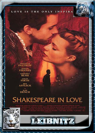 Shakespeare apasionado [BrRip] [Dual Latino - Inglés]