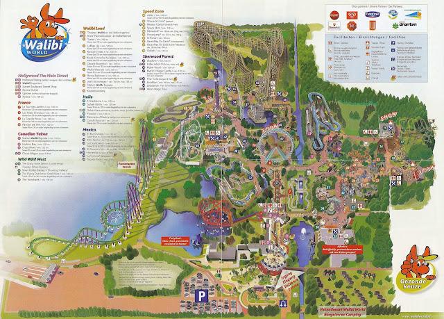 Parque-Diversões-Walibi-Holanda-Biddinghuizen