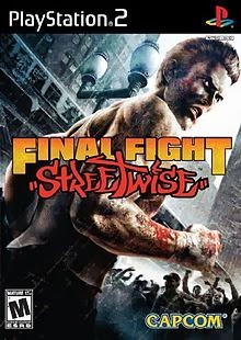 FINAL FIGHT PS2 ISO