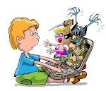 Обучение детей основам безопасности при работе с Интернетом