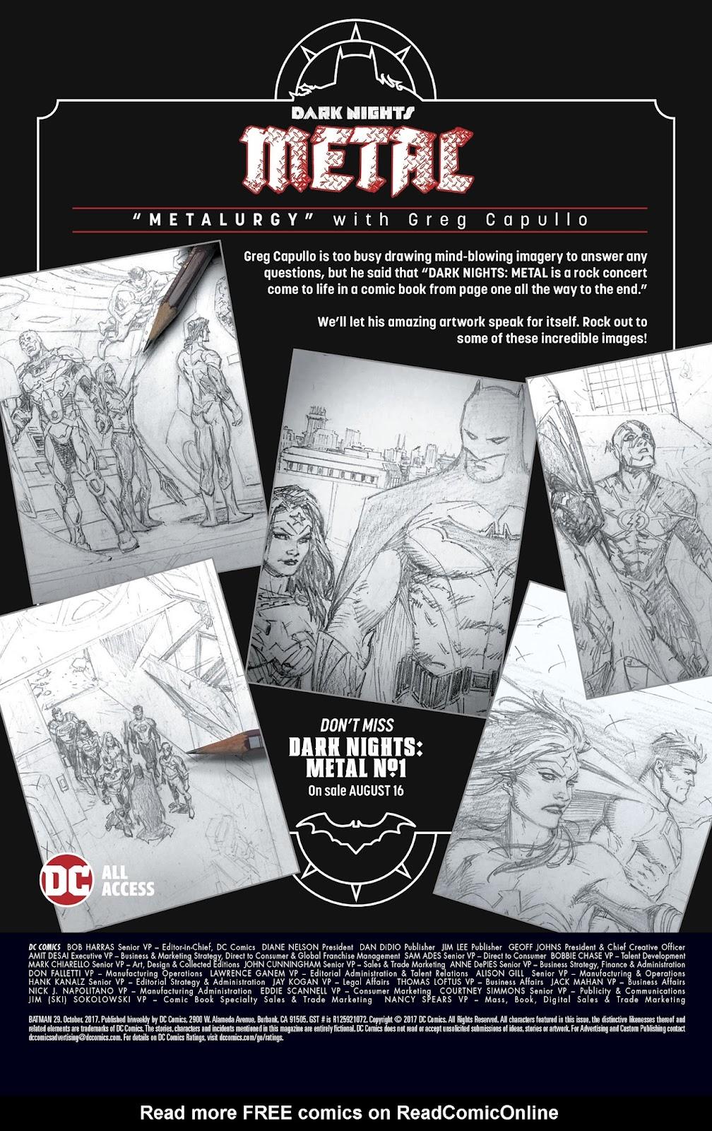 Read online Batman (2016) comic -  Issue #29 - 23