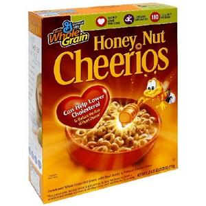 Amostra Gratis Ceral Matinal Honey Nut Cheerios