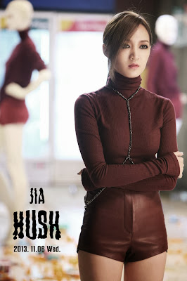 missA Jia Hush