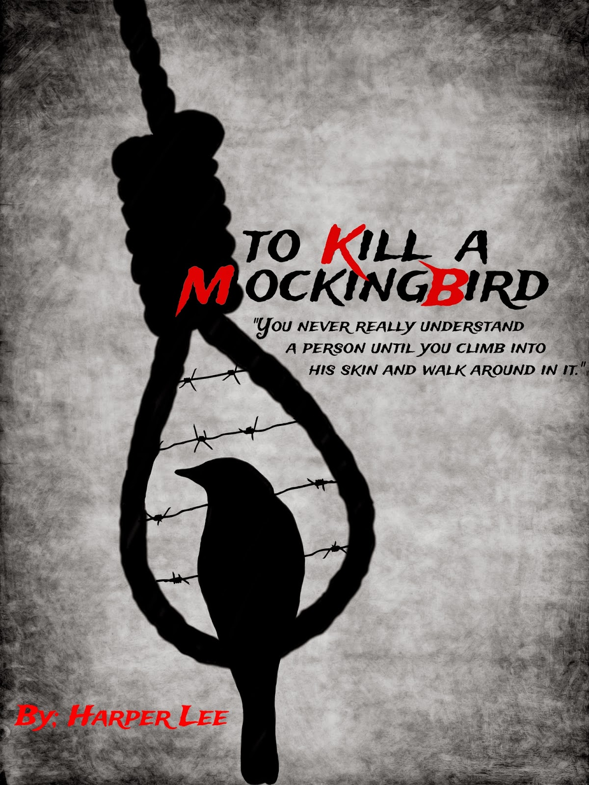 to kill a mockingbird and harper