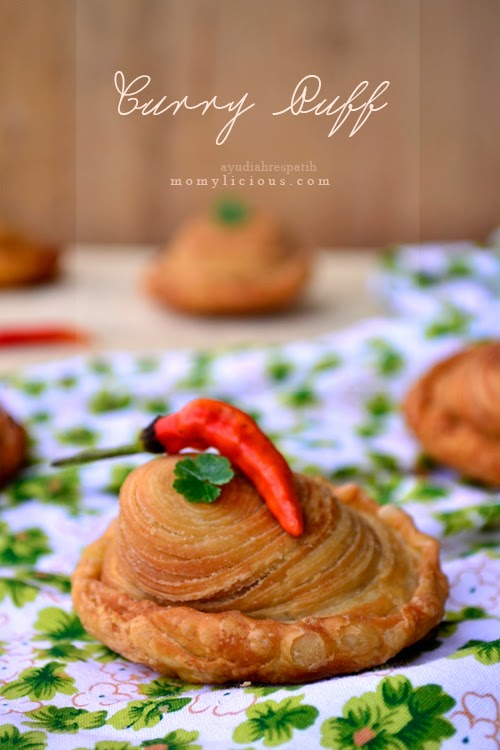 Curry Puff Bulat