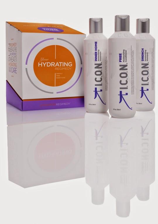 Hydrating Regimedy de Icon