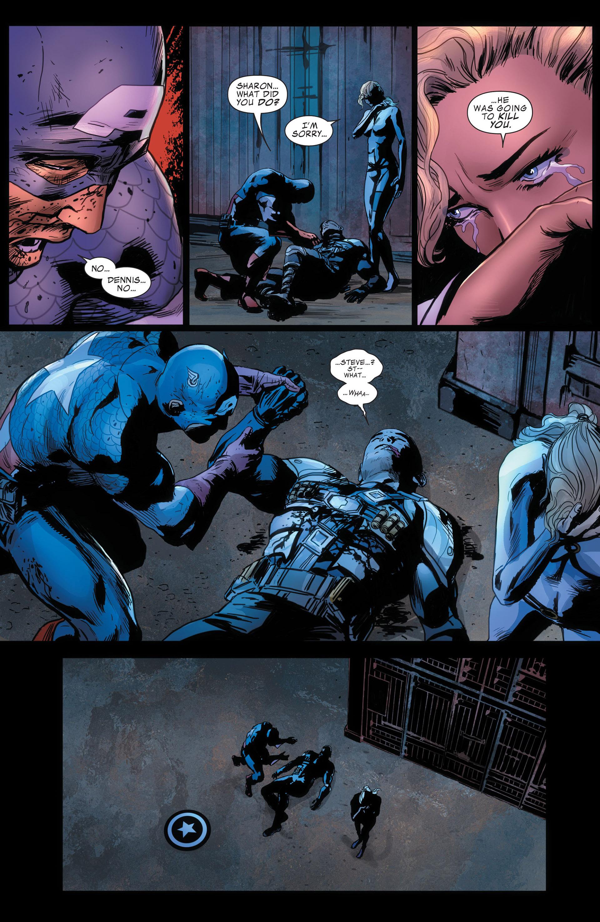 Captain America (2011) Issue #14 #14 - English 18