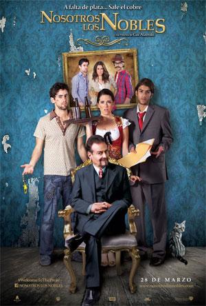 Nosotros Los Nobles DVDrip [2013][Español Latino][Comedia][Un Link][FS]